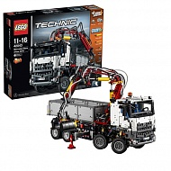 Lego Technic 42043 ���� ������ Mercedes-Benz Arocs 3246