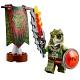 Лего Legends of Chima 70231 Лагерь клана Крокодилов