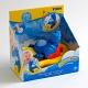TOMY BathToys T2161 Томи Игрушки для ванны Бегемот на катамаране