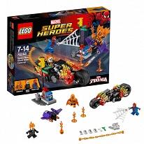 Lego Super Heroes 76058 ���� ����� ����� �������-����: ���� � ���������� ��������