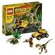 Lego Dino 5882 Лего Дино Засада целофизиса