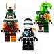 Lego Ninjago 70603 Лего Ниндзяго Дирижабль-штурмовик