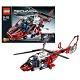 Lego Technic 8068 Спасательный вертолёт