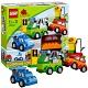 Лего Дупло 10552 Машинки-трансформеры