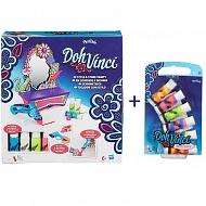 """Dohvinci A7197X Игровой набор для творчества """"Стильный туалетный столик"""" + подарок"""