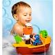 TOMY BathToys T71602 Томи Игрушки для ванны Пиратский корабль для ванной