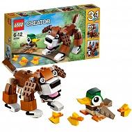 Lego Creator 31044 Лего Криэйтор Животные в парке