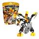 Трансформер Lego Hero Factory 6229 Эксти 4 (XT4)