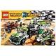 Lego Racers 8864 Лего Гонки Опустошительная пустыня