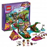 Lego Friends 41121 Лего Подружки Спортивный лагерь: сплав по реке