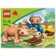 Lego Duplo 5643 Маленький поросёнок