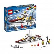 Lego City 60147 Лего Город Рыболовный катер