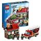 Lego City 60003G Лего Город Тушение пожара
