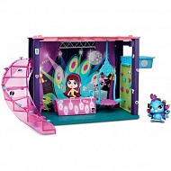Littlest Pet Shop B0118 Литлс Пет Шоп Мини-игровой набор DJ Блайс