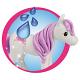 Zapf Creation Chiqui Baby born 812-747 Бэби Борн Лошадки Зодиак, 12 асс., блистер