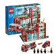 Lego City 60004 Лего Город Пожарная Часть