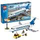 Lego City 3181 Лего Город Пассажирский самолёт