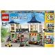 Конструктор Lego Creator 31036 Лего Криэйтор Магазин по продаже игрушек и продуктов