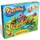 Plastelino 162656 Пластелино Набор для творчества - масса для лепки 3 цвета + аксессуары