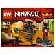 Lego Ninjago 2516 Лего Ниндзяго Тренировочная застава ниндзя