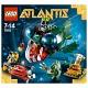 Lego Atlantis 7978 Лего Атлантис Атака Морского Чёрта