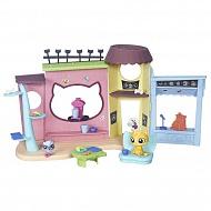 """Littlest Pet Shop B5479 Литлс Пет Шоп Игровой набор """"Кафе"""""""