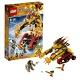 Lego Legends of Chima 70144 Огненный Лев Лавала