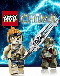 Legends of Chima 2015