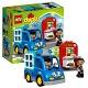 Лего Дупло 10809 Полицейский патруль