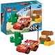 "Игрушка Lego Duplo Cars 5813 МакКуин ""Молния"""