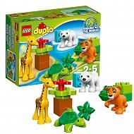 Lego Duplo 10801 Лего Дупло Вокруг света: малыши