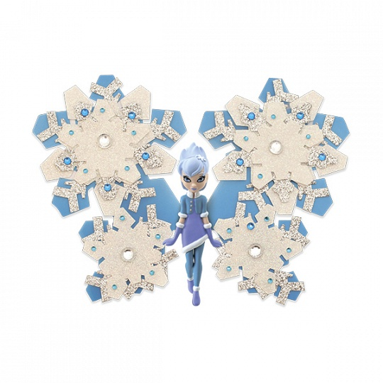 Shimmer Wing Игровой набор Фея Снежинка