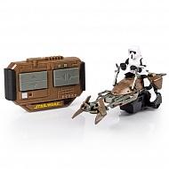 Airhogs 44546 Эйрхогс Звездные Войны Скоростной байк в ассортименте