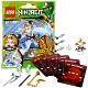 Lego Ninjago 9554 Лего Ниндзяго Зейн ZX
