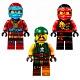 Lego Ninjago 70600 Лего Ниндзяго Погоня на мотоциклах