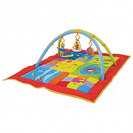 Taf Toys 10945 Таф Тойс Развивающий коврик 2 в 1