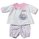 Zapf Creation Baby Annabell 791-059 Бэби Аннабель Повседневная одежда, 2 асс.