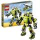 Конструктор Лего Криэйтор 31007 Крутой робот (вертолёт/пикап)