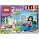 Lego Friends 3931 Весёлый бассейн Эммы