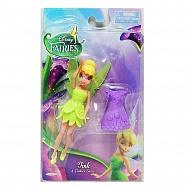 Disney Fairies 663210_9 Дисней Фея 11 см с дополнительным платьем