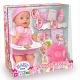 Zapf Creation Baby born® 814-314 Бэби Борн Кукла Покорми меня, 40 см