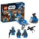 Lego Star Wars 7914 Лего Звездные войны Боевой отряд Мэндэлориан