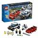 Lego City 60007 Лего Город Погоня за преступниками