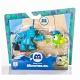 Monsters Inc. 87030 Корпорация монстров 2 Фигурки 5 см