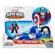 Playskool Heroes B0230 Марвел фигурка и транспортное средство в ассортименте