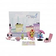 Littlest Pet Shop A7642 Литлс Пет Шоп Стильный тематический игровой набор, в ассортименте