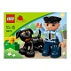 Лего Дупло 5678 Полицейский
