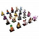 Обзор минифигурок LEGO Minifigures 71017 БЭТМЕН