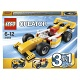 Конструктор Лего Криэйтор 31002 Супер болид (квадроцикл/карт)