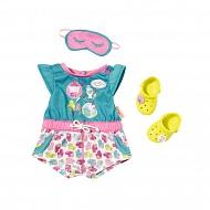 Zapf Creation Baby born 822-470 Бэби Борн Пижамка с обувью